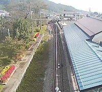 Bessho Onsen Station webcam
