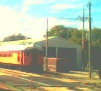 Boone & Scenic Valley Railroad webcam