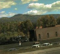 Cumbres and Toltec Scenic Railroad webcam