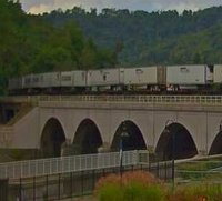 Johnstown Railway webcam