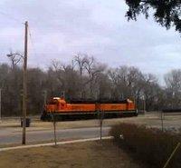 Lawrence Kansas Railway webcam