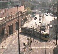 Manchester Light Rail Webcam