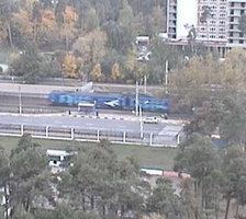 Moscow Ramenskoye Station webcam