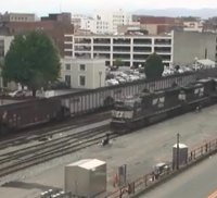 Roanoke Railroad Webcam