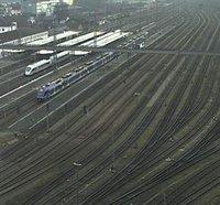 Salzburg Main Railway Webcam