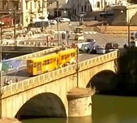 Turin Tramway Webcam