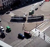 Kharkiv Light Rail Tram webcam