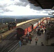 Brocken Station webcam