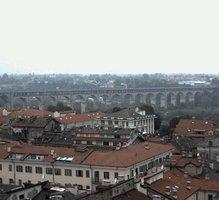 Cuneo Soleri Viaduct webcam