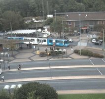 Dinslaken Railway Station webcam