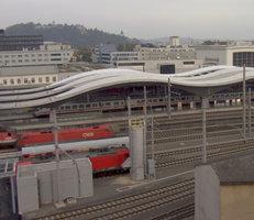 Graz Station webcam