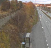 Hunstad Railway webcam