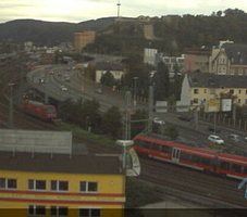 Koblenz Railway webcam
