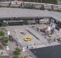 Lucerne Railway webcam