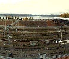 Ludvika Station webcam