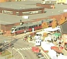 Tynset Railway webcam
