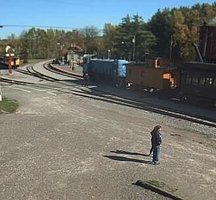 Mid-Continent Railway Museum webcam