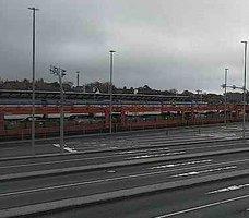 Westerland Sylt Railway webcam