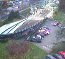 Prague Barrandov Tram webcam