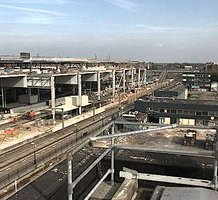 Breda Railway Station webcam