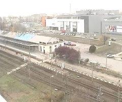Kalisz Railway Station webcam
