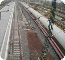 Leipzig Railway Station webcam