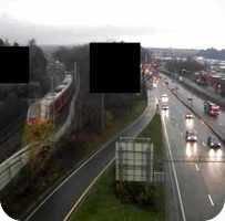 Lysaker Railway webcam