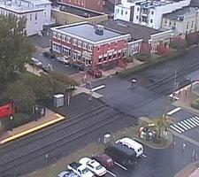 Manassas Railway webcam