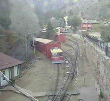 Pikes Peak Cog Railway webcam