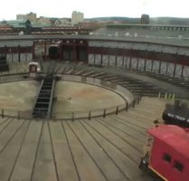 Steamtown Historical Museum webcam