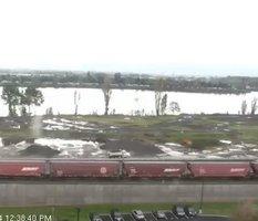Vancouver Freight Railroad Webcam