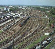 Plattling Railway Station webcam