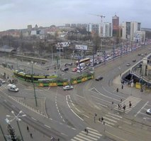 Poznan Kolej Railway webcam