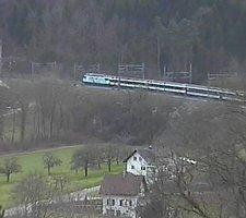 Villnachern Railway webcam