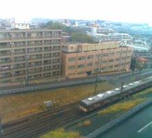 Yokohama Railway webcam