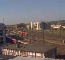 Bahnhof Aschaffenberg Railway Station webcam