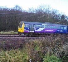 Cramlington Railway webcam