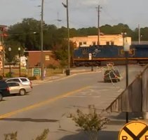 Folkston Railroad webcam