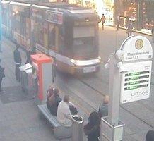 Linz Light Rail webcam
