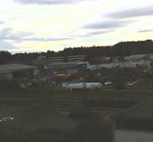 Memmingen Railway webcam