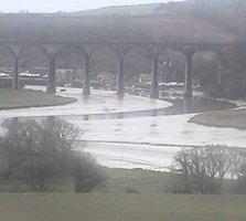 St Germans Viaduct webcam