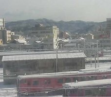 Toyooka Railway Station webcam