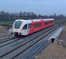 Veenwouden Railway webcam