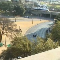 Dallas Dealey Plaza Rail & DART webcam