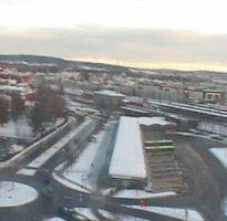 Lillestrom Railway Station webcam