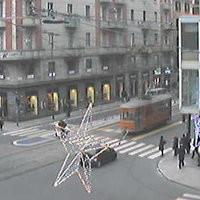 Milan Tram webcam