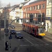 Nordhausen Light Rail webcam