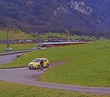 Oberdorf Dallenwil Railway webcam