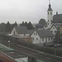 Oestrich-Winkel railway webcam