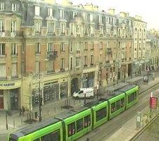 Reims Tram - Light Rail webcam